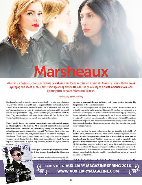 Marsheaux Teaser