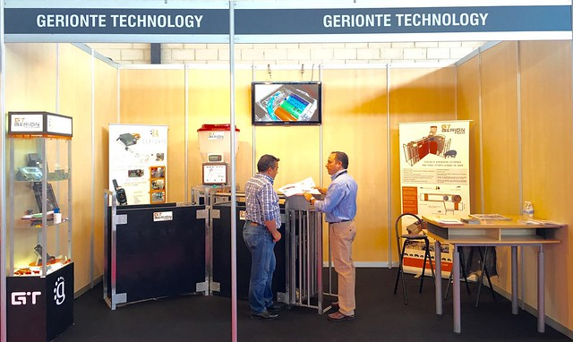 Stand de Gerionte Technology