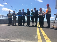 Power Canal Bridge Opening