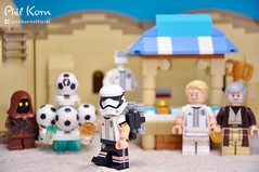 Ways to make money on Tatooine - The grand summer sale of sporting goods