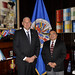 Assistant Secretary General Meets with Prime Minister of Saint Lucia