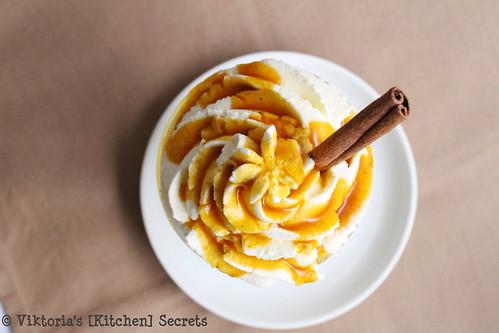 Heiße weiße Schoko mit Kürbisgewürzsirup, Viktoria's [Kitchen] Secrets
