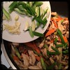 #Homemade Asian-Style Chicken w/ Broccoli - green #onions and #garlic