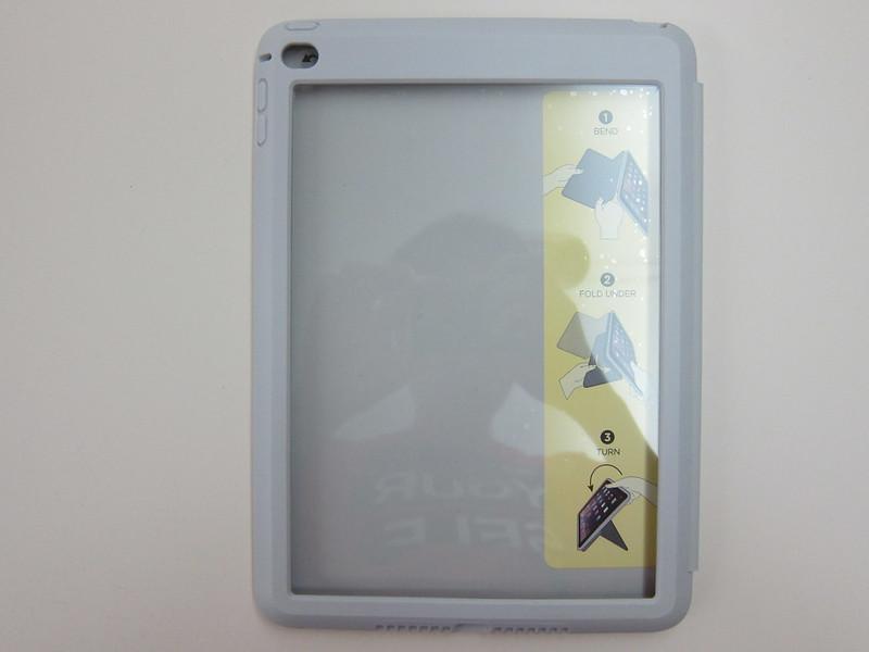 Logitech AnyAngle for iPad Air 2 - Back