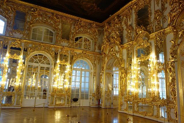 507 - Tsarskoye Selo (Palacio de Catalina - Pushkin)