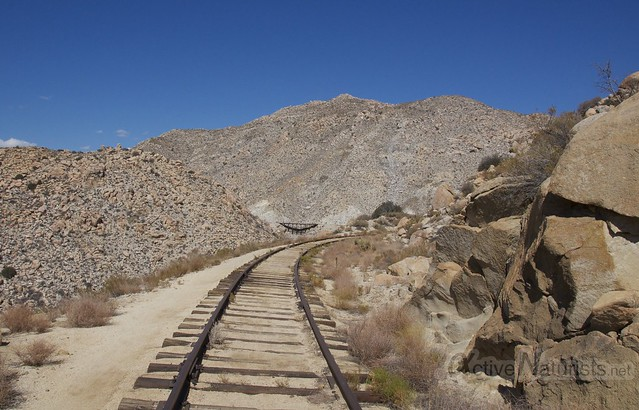 view 0008 DeAnza railroad trail, California, USA