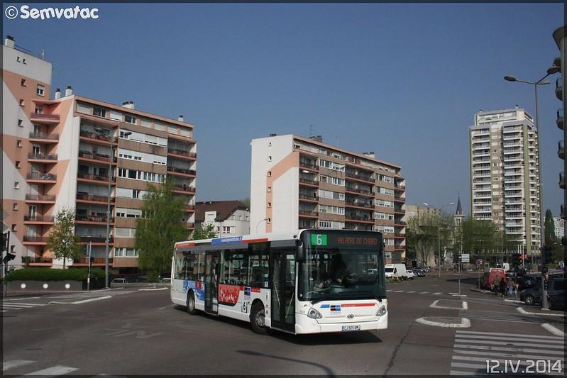 Transport mobilit urbaine afficher le - Piscine chalon sur saone horaires ...