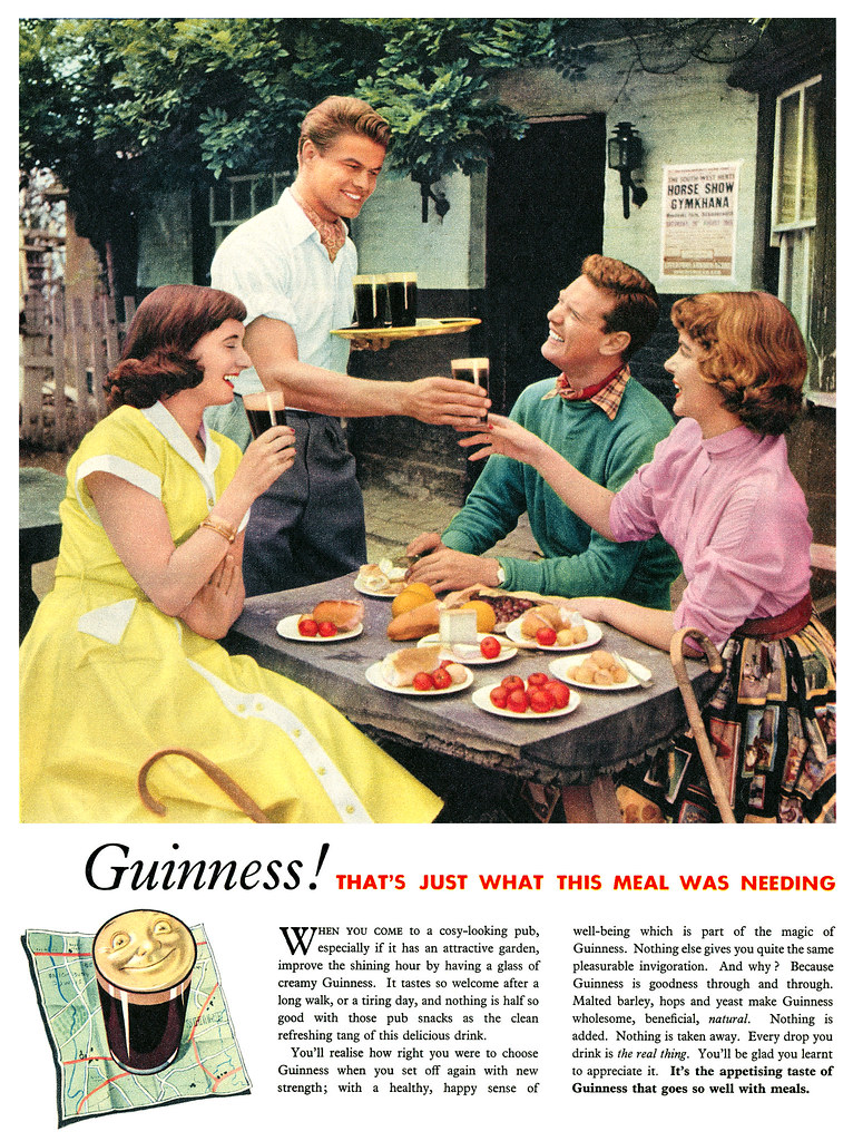 Guinness-1956-outdoor-cafe