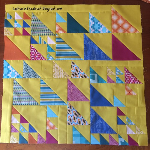 Quiltcon Charity Block