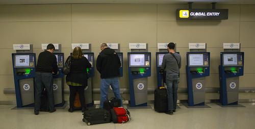 APC and Global Entry Kiosks