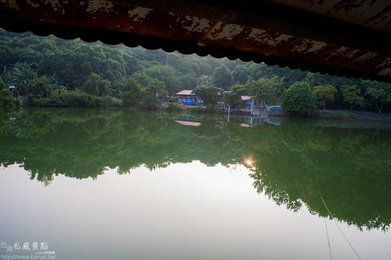 台南私藏景點-南化大貢山連心湖 (7)