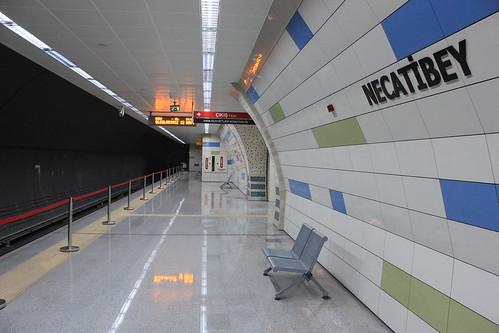 COMSA, premiada en Europa por la construcción del metro de Ankara (Turquía)
