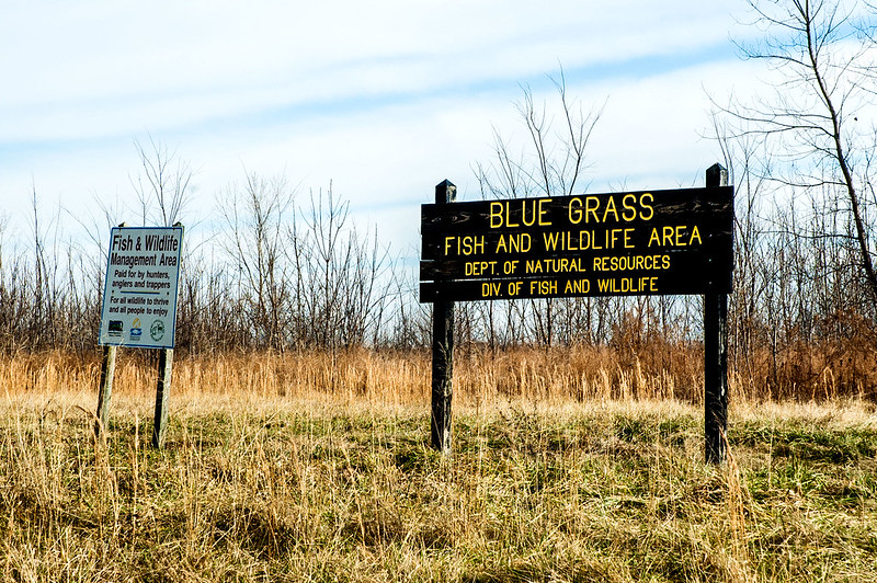Blue Grass Fish & Wildlife Area
