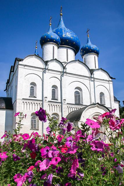 Cathedral of the Nativity, Suzdal スズダリ、ラジヂェストヴェンスキー聖堂