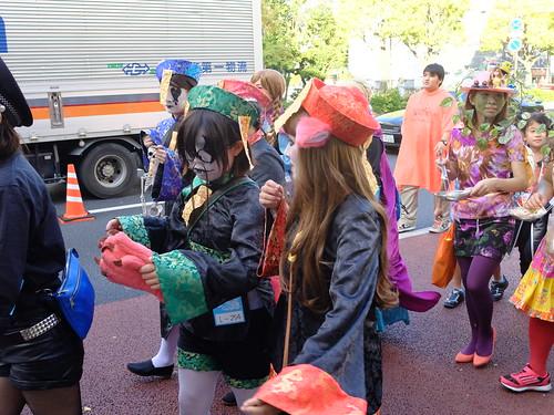 Kawasaki Halloween parade 2014 168