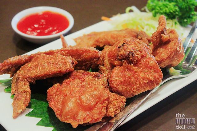 Prawn Paste Chicken Wings (P218)