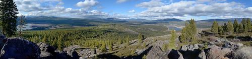panorama truckee tahoenationalforest bocahill bocareservoir