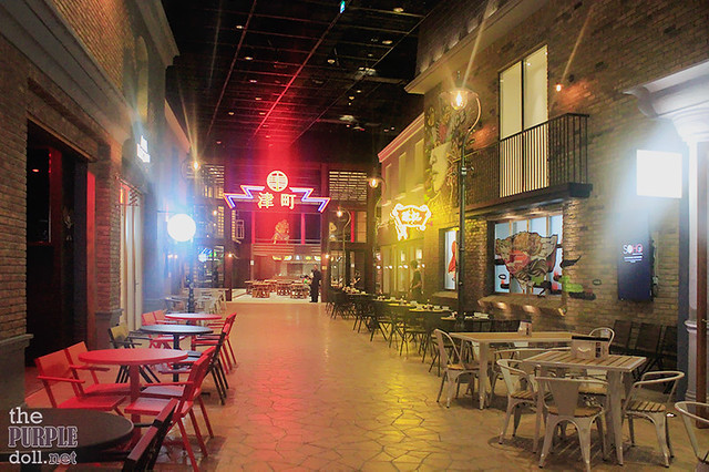 Restaurants, bars and cafes at SOHO Macau