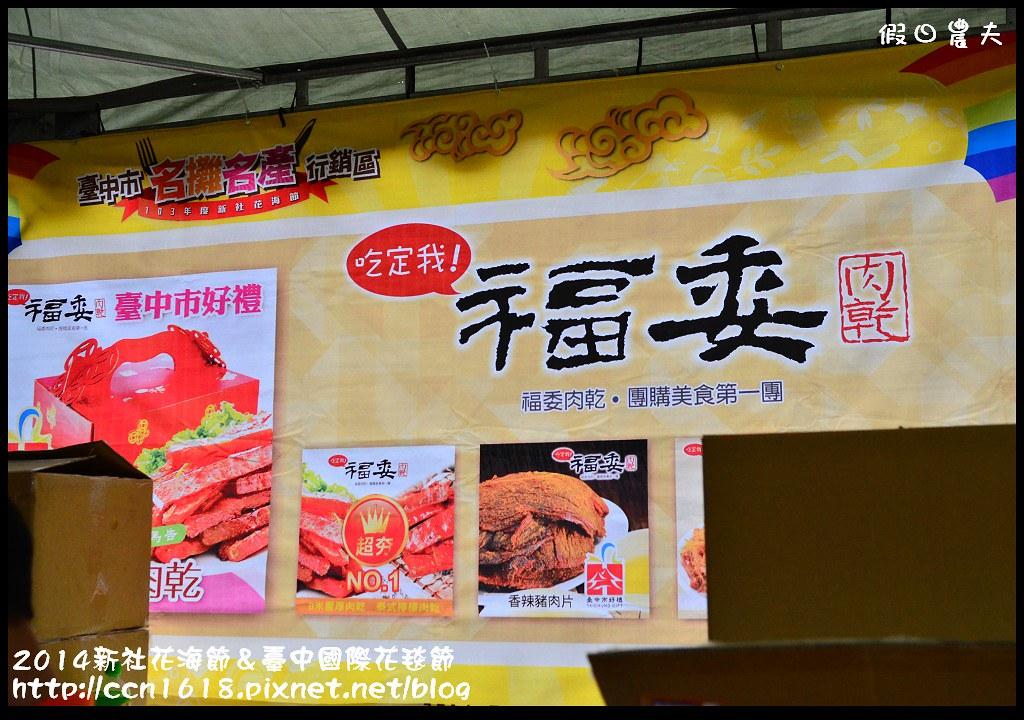 2014新社花海節&臺中國際花毯節DSC_5081
