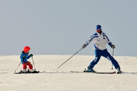 Láďa Janků: český lyžařský instruktor v Itálii