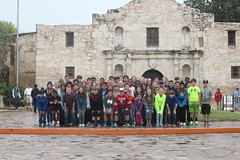 7th grade trip