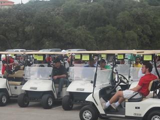 Cart line up 1