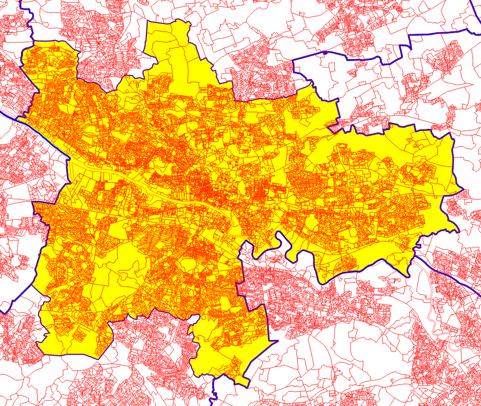 Centroid Within Selection in QGIS | GIS for Thought