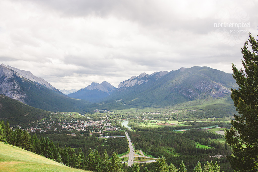 Mount Norquay Lookout