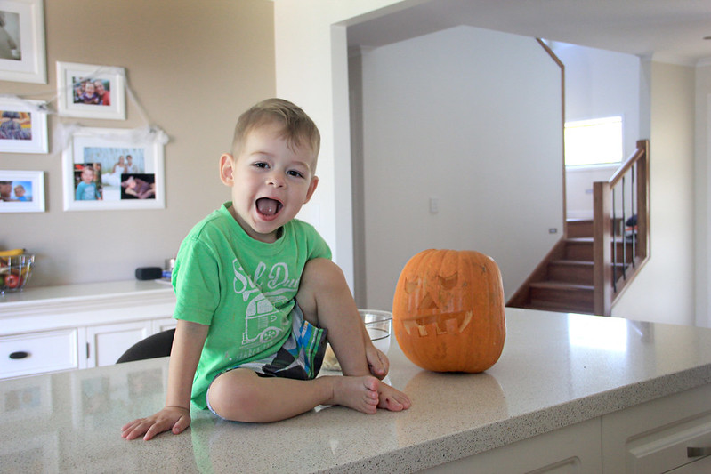 28 October 2014- Pumpkin Carvin'011
