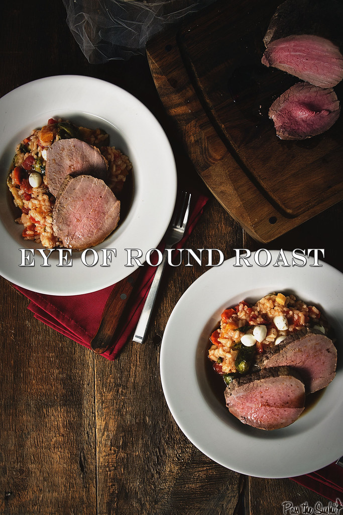 Perfect Eye of Round Roast Recipe | GirlCarnivore.com