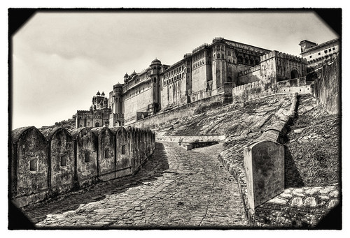 Jaipur IND - Amber Fort 15