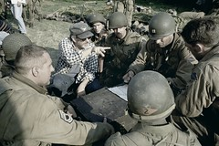 Steven Spielberg Behind the Scenes Saving Private Ryan - 2000