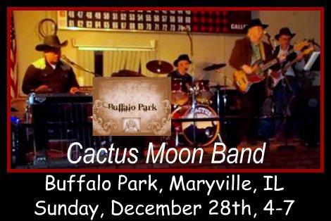 Cactus Moon Band 12-28-14