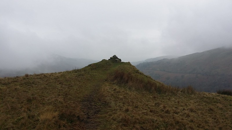 Cairn, Troutbeck Tongue #sh