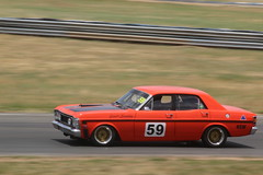auto racing, automobile, racing, family car, vehicle, ford xy falcon gt, compact car, antique car, sedan, classic car, land vehicle, luxury vehicle, sports car,