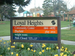 Loyal Heights Community Center and Park