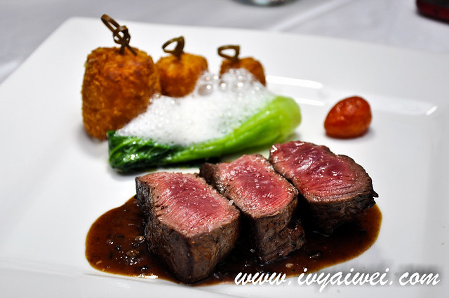 Dining with Chef Thierry @ Maison Francaise, KL | My Story
