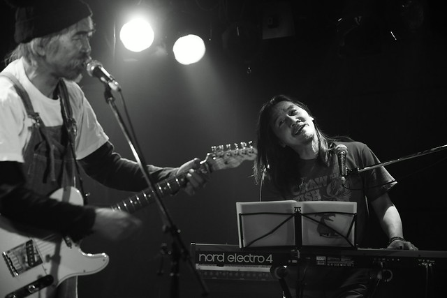 ファズの魔法使い live at Outbreak, Tokyo, 09 Dec 2014. 355