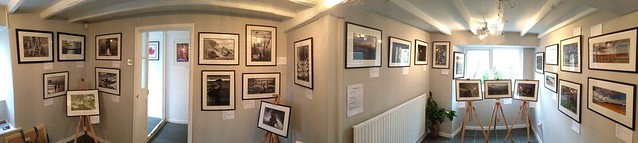 Lostwithiel  Photography Group U3A Exhibnition