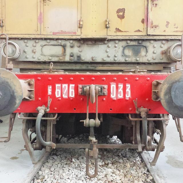 Museo Ferroviario della Puglia / Ferrovie Sud Est