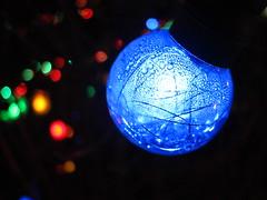 Trinity Street Christmas Light Festival 2014