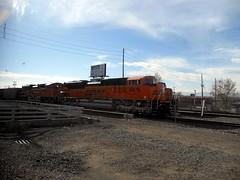 BNSF SD70ACe 8478