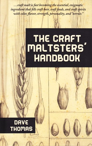 The Craft Maltsters' Handbook (front)