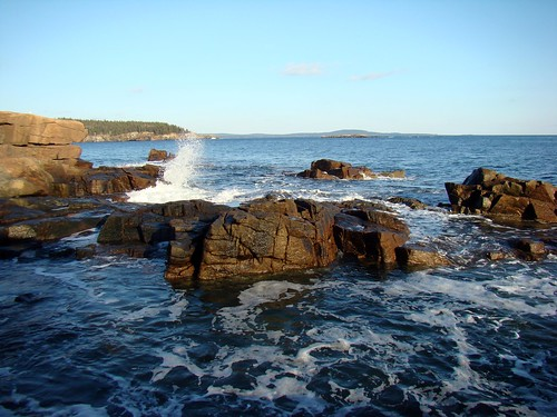 Thunder Hole, ANP, Dec. 27th