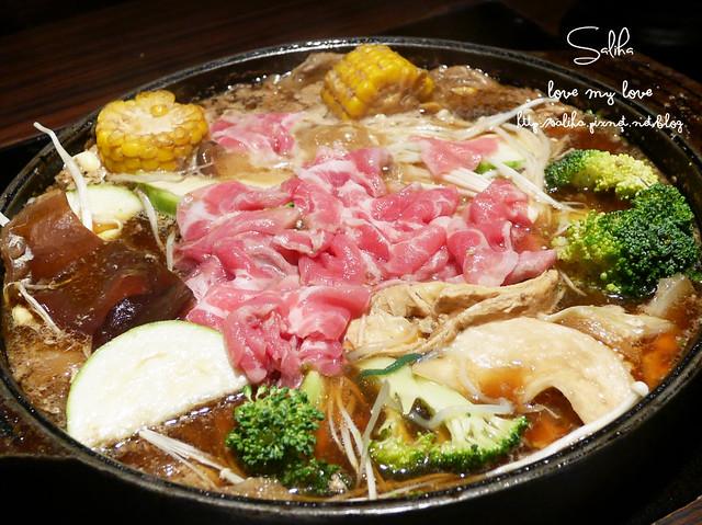 景美壽喜燒火鍋吃到飽壽喜燒一丁 (1)