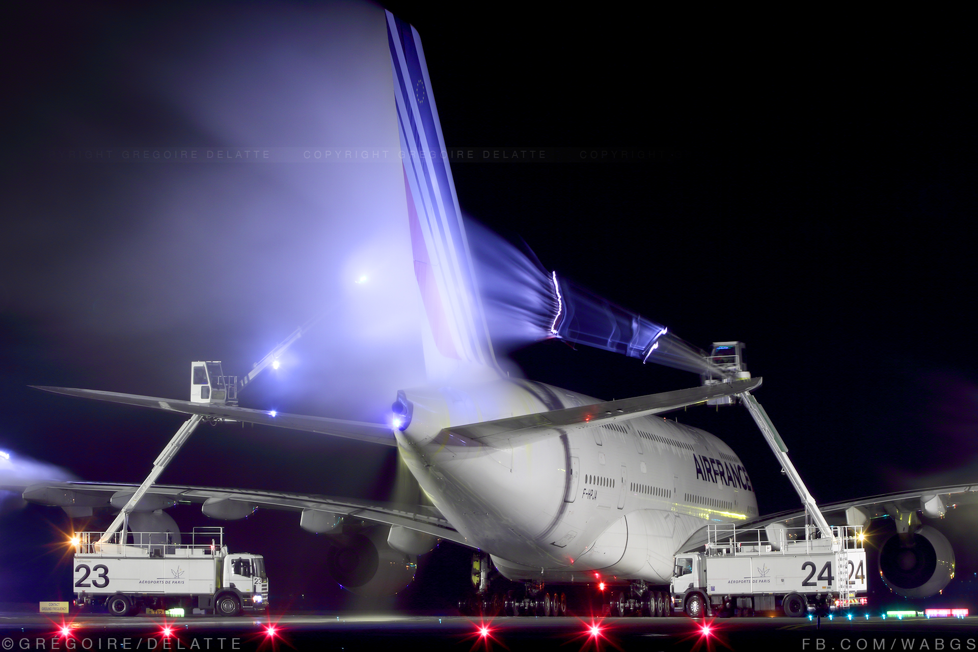 CDG | Airbus A380 | Air France