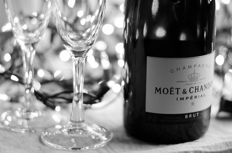 Moet & Chandon on juliettelaura.blogspot.com