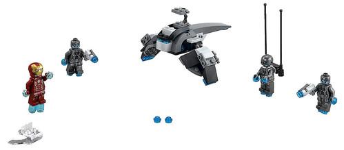 LEGO Marvel Super Heroes 76029