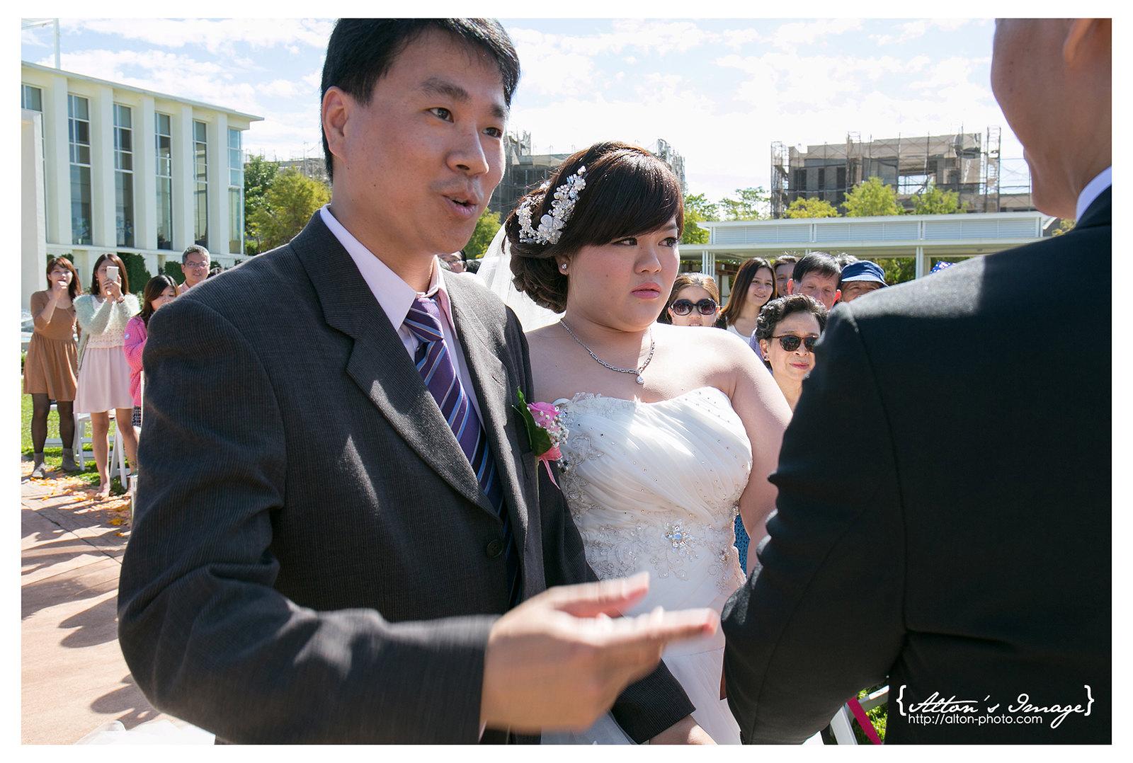 [婚攝] 真睿 & 僈婷 婚禮紀錄 // 台中心之芳庭