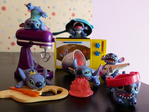 P52 - Dolls&Figurines : Cauchemar en cuisine